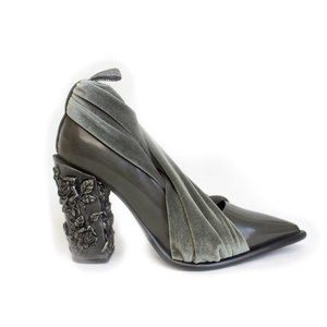 Antonio Marras Velvet Heels